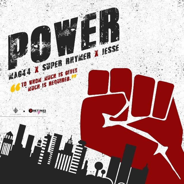 Mag44 Ft. SuperRhymer & Jesse - Power | Zambianplay
