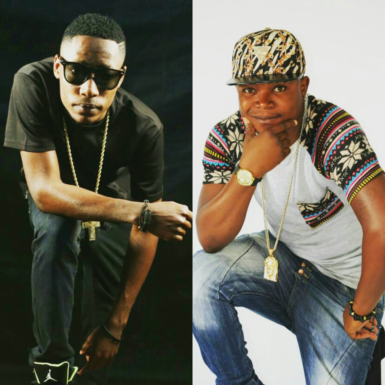 Jazzy boy & DBwoy Have finally been signed to Shenky Shugah's record label
