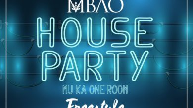 "Photo of Chanda Mbao – ""House Party Muka One Room"""
