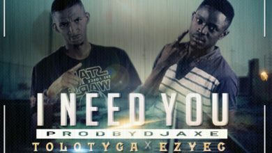 Photo of Tolo Tiger x Ezy Ec – I Need You (Prod. Dj Axe)