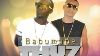 "Photo of Thuz Ft. P Jr Umuselemani – ""Babumune"" – (Prod. By T Rux)"