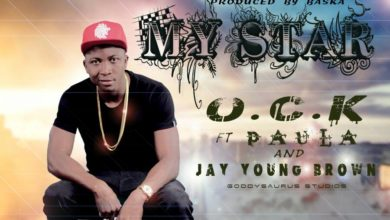 Photo of OCK Ft. Paula & Jay Young Brown – My Star (Prod. Baska)