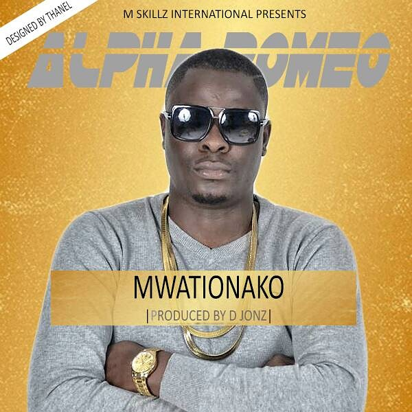 Alpha Romeo Mwationako