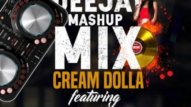 Photo of DEE JAY MASHUP MIX: Cream Dollar Ft. T-Low x Muzo Aka Alphonso x Wage & Rudo