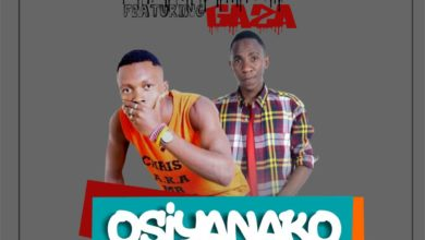 Photo of Chrisy Ft. Gaza – Osiyanako – (Prod By Gaza)