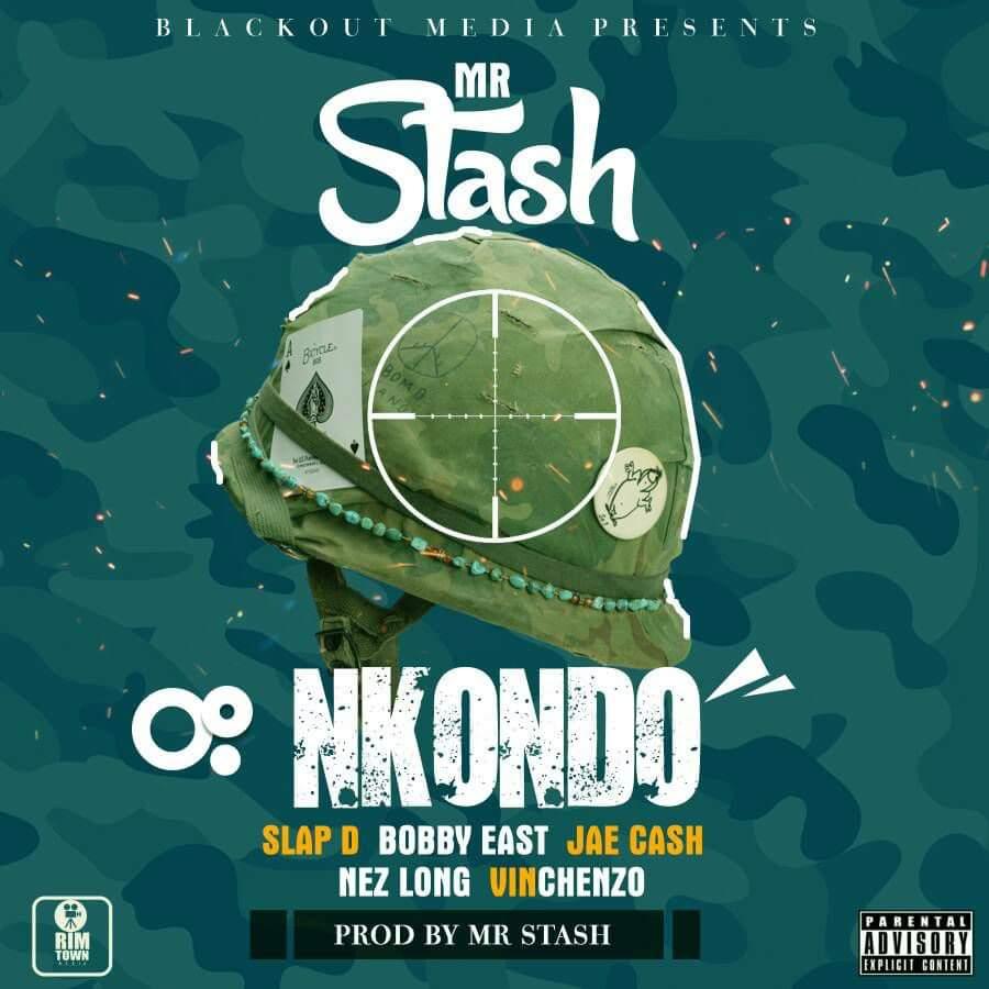 Mr Stash Nkondo