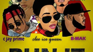 Chase Iyan x B Mark x Cleo Ice Queen
