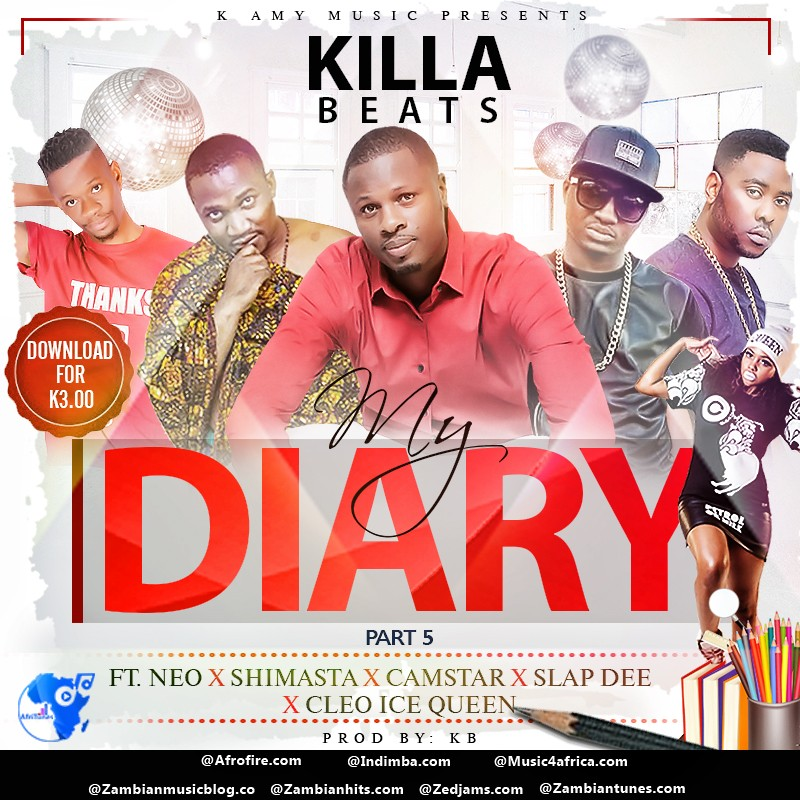 KB My Diary 5