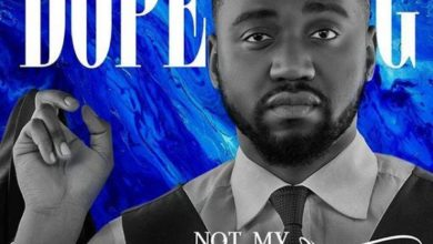 Photo of Dope G – Not My Portion – (Prod. By Shinko Beats)