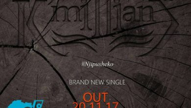 Photo of K'Millian – Njipusheko (Prod. By Chali Bravo)