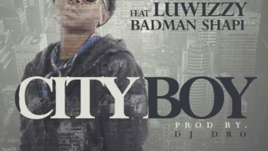 Photo of Luwizzy Ft. Badman Shapi – City Boy (Prod. by Dro)