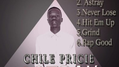 Photo of Chile Pricie – Astray (Mixtape)