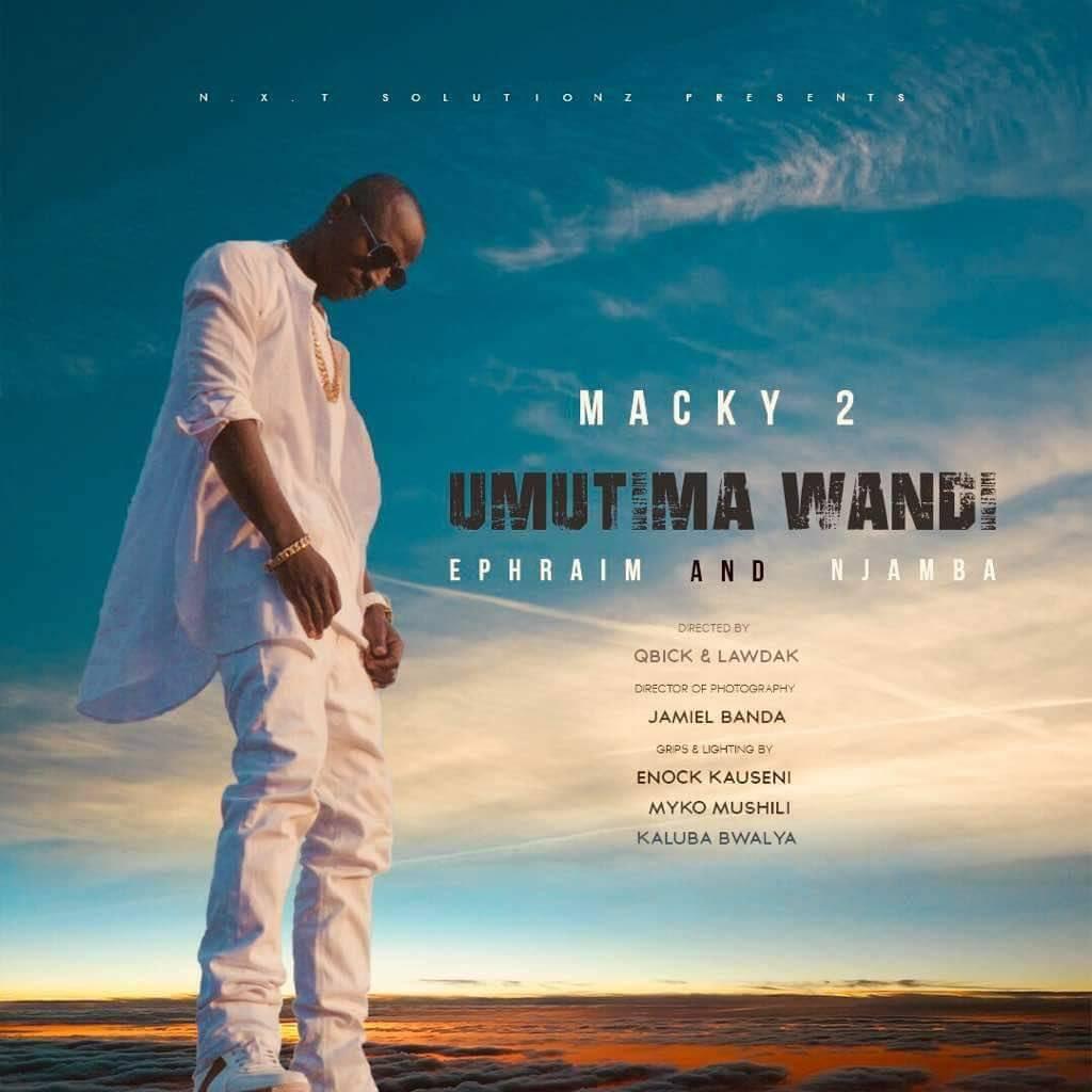 Macky 2 - Umutima Wandi