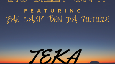 Photo of Big Bizzy Ft. Jae Cash & Ben Da Future – Teka