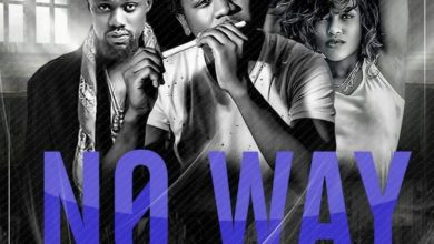 Photo of Kiss B Sai Baba Ft. Tiye P & S Roxy – No Way