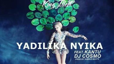 Photo of King Ilest Ft. Kantu & DJ Cosmo – Yadilika