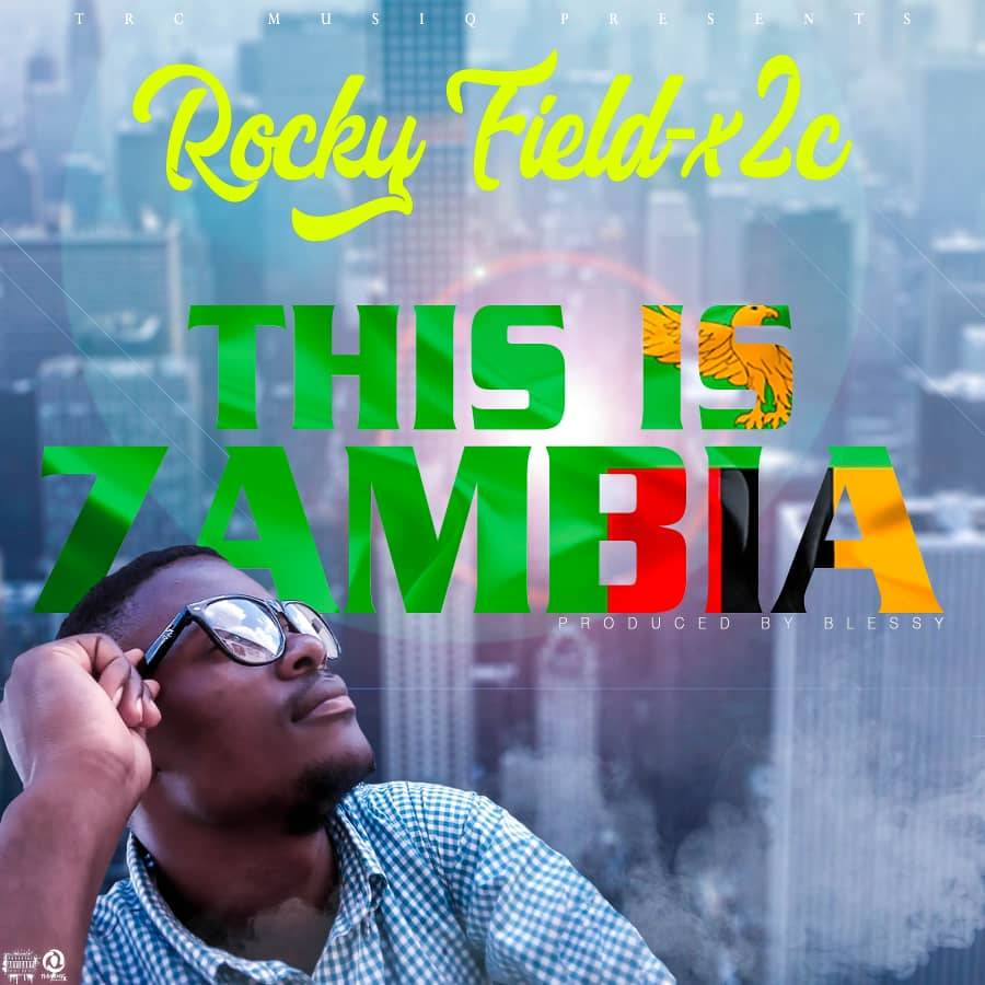 Rocky Field This Is Zambia