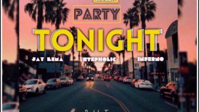 Jay Lima X StepHolic Inferno Party Tonight