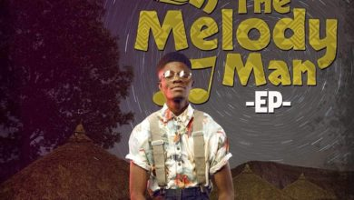 Melody Man EP Front Cover