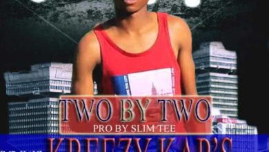 Photo of Mr Kay Kreezy Kaps – Two By Two