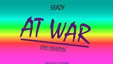 Photo of Seazy – At War (Prod. By Freezer)