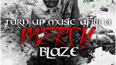 Photo of Blaze – Mercy (Prod. By Ricore)
