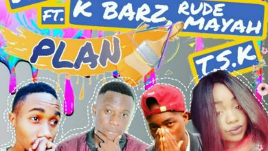 Photo of Joe Kad Ft. K Barz, Rude Mayah & T.S.K – Plan