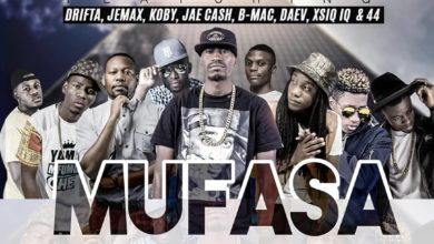 Photo of Mubby Roux Ft. Drifta Trek, Jemax, Koby, Jae Cash, B Mak, Daev, Xsiq & 44 – Mufasa