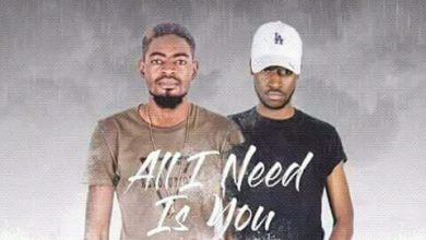 Photo of Jason Ft. Kaproo Doxon & Cleo Gz – All I Need Is You