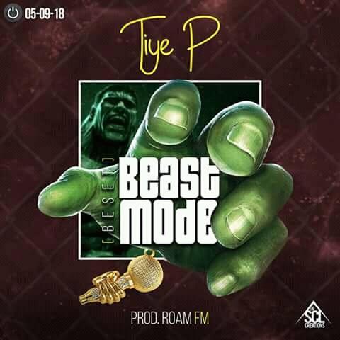 Tiye P Beast Mode Beset