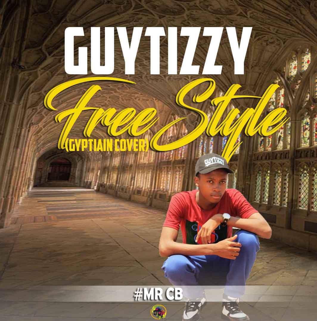 GuyTizzy Freestyle Gyptian Cover