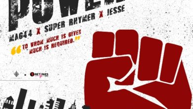 Photo of Mag44 Ft. SuperRhymer & Jesse – Power