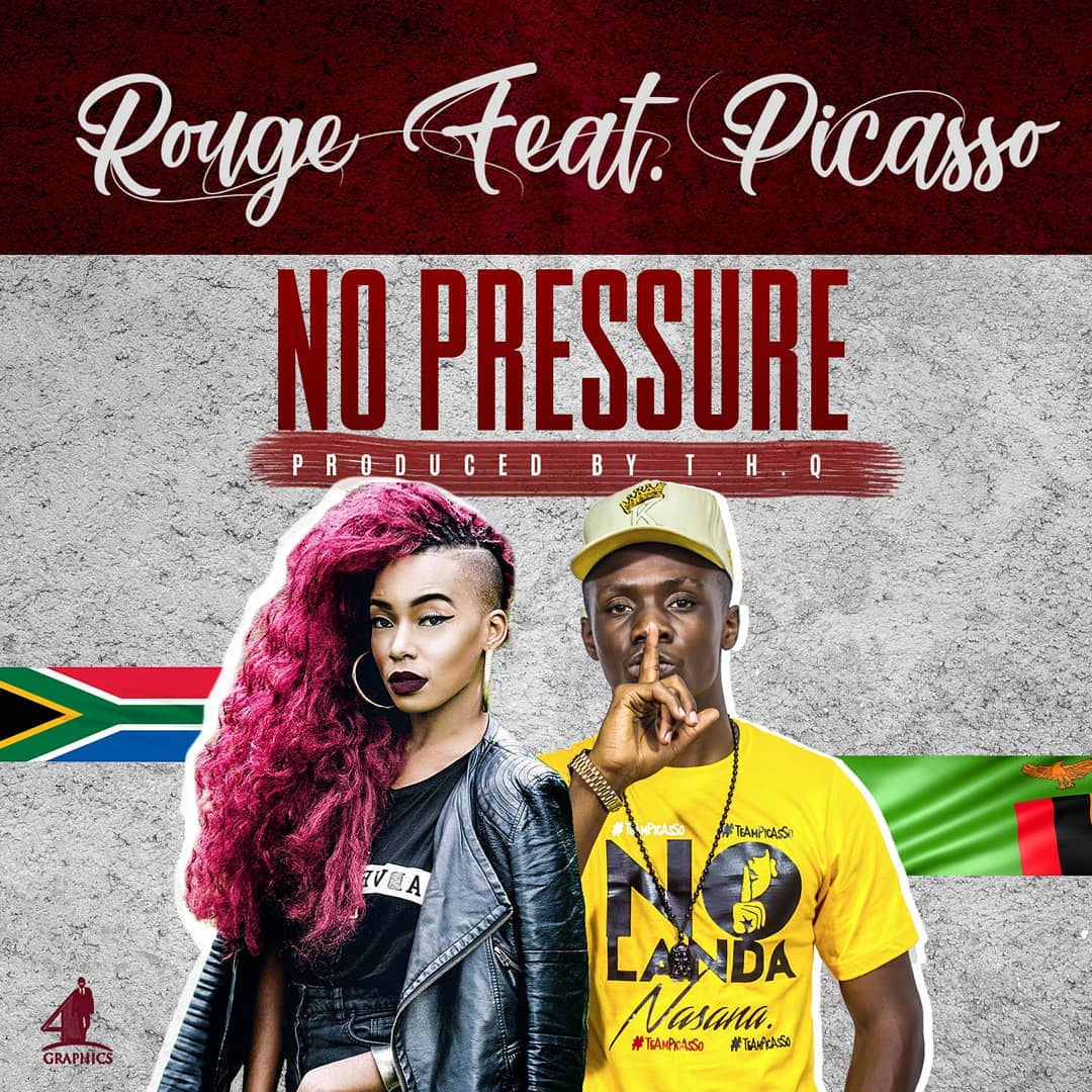 Rouge Ft. Picasso No Pressure Prod. By THG