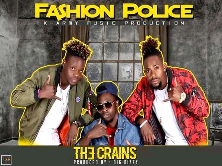 The Crains Fashion PoliceProd. By Big Bizzy