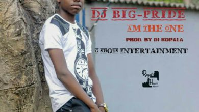 DJ Big Pride Am The One