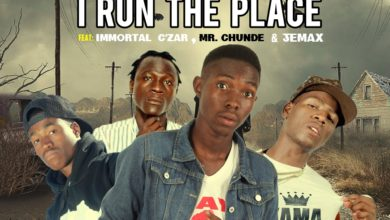 Photo of Jay Kleinz Ft. Immortal Czar, Mr Chunde & Jemax – I Run The Place
