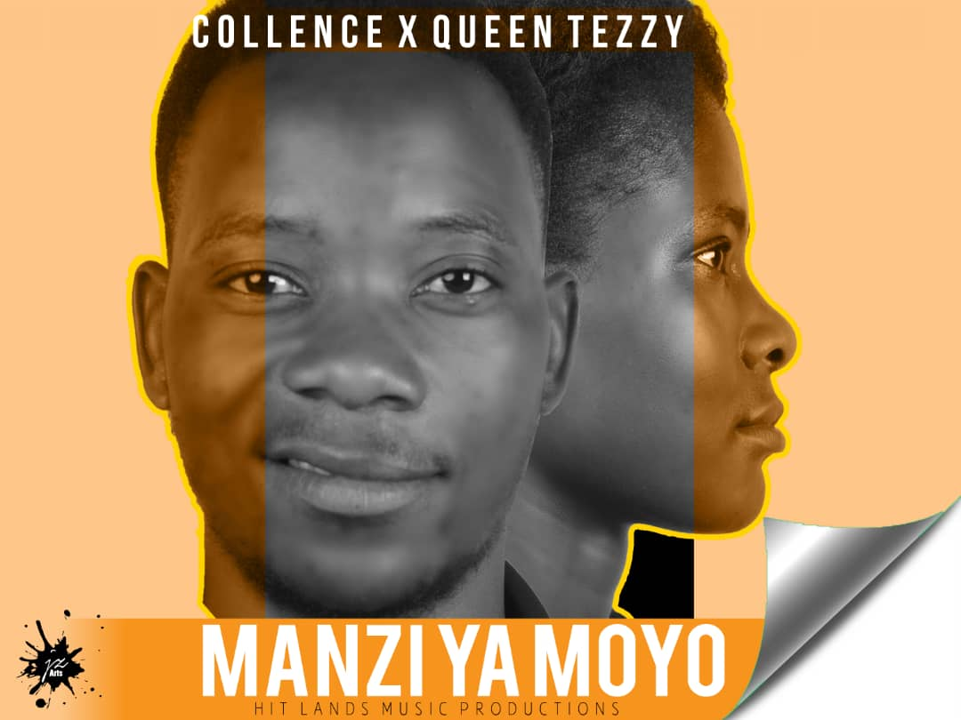 Collence Ft. Queen Tizzy Manzi Ya Moyo