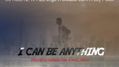 Photo of DJ Kudyz Ft. All Erge, Double Lam & Jay Flaex – I Can Be Anything