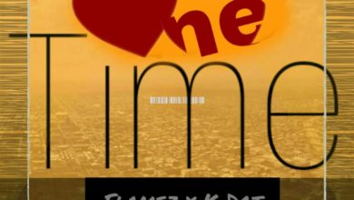 Photo of Flamez X K Dot – One Time (Prod. By Xander Beats)