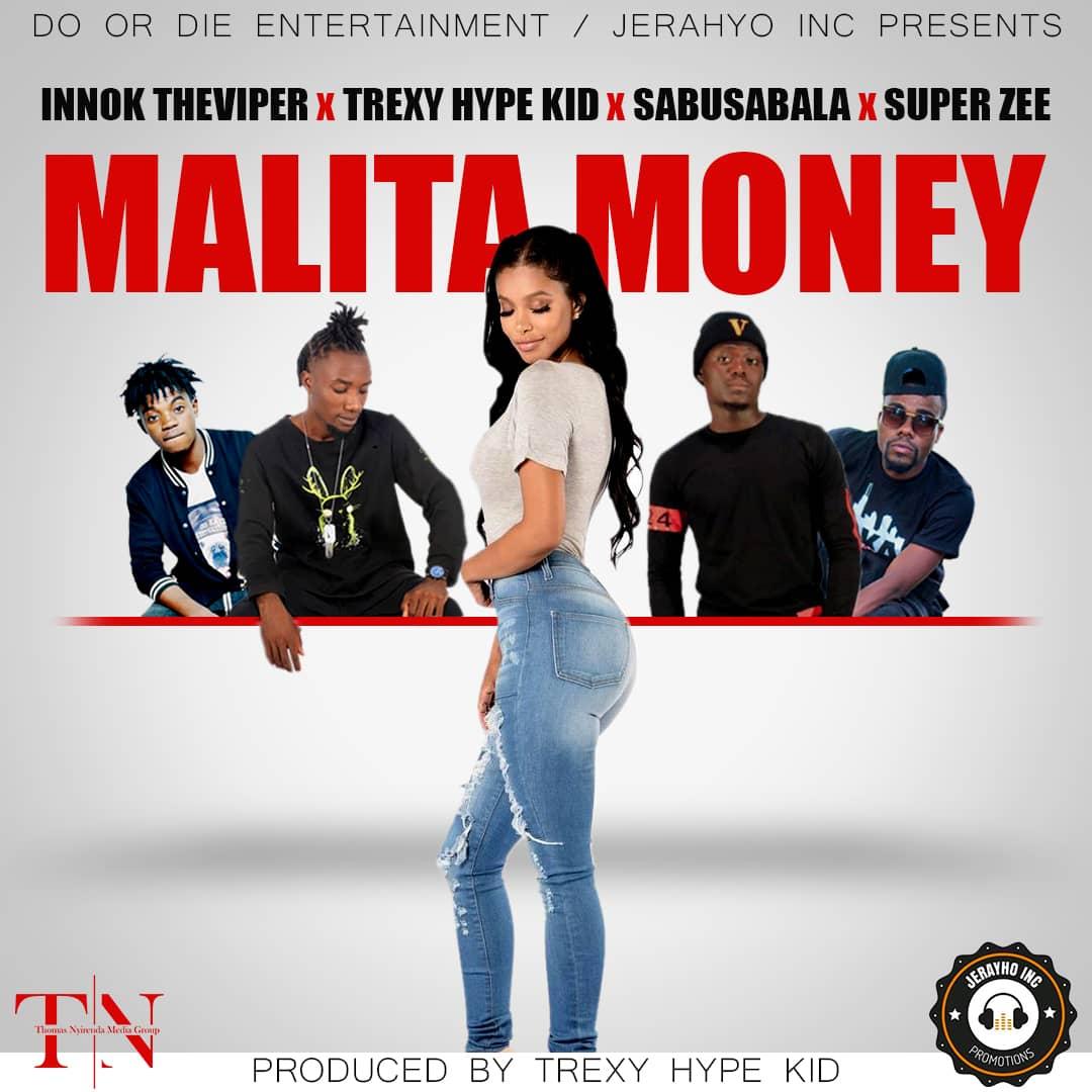 Inno K Ft. Trexy Hype Kid Sab Sabala Super Zee Malita Money