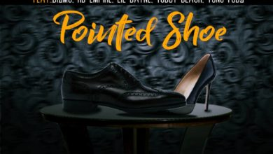Photo of Kademo Ft. Dizmo, HD Empire, Lil Bayne, Tobby Black & Yung Fubz – Pointed Shoe