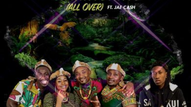 Photo of Ma Africa Ft. Jae Cash – Chimwemwe Ni Olova