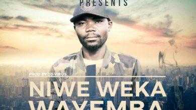 Photo of Skenz – Niwe Weka Wayemba