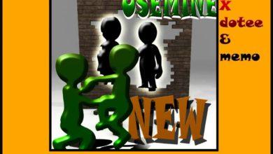 Usemine X Dotee Memo New Year