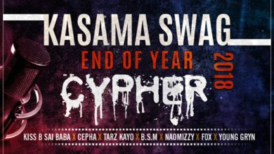 Kasama Swag 2018 End of Year Cypher Prod. By Kiss B
