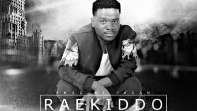 Photo of Raekiddo – Shoki (Prod. By Paxah)