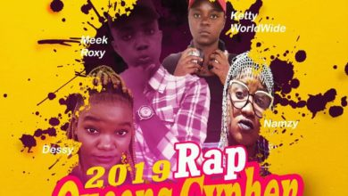 Photo of DJ TiggoClick 2019 Rap Queens Cypher Ft. Namzy, Ketty WoldWide, Meek Roxy & Dessy