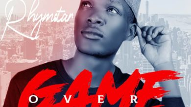 Photo of Rhymstar – Game Over (Cover)