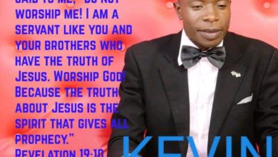 Son Of Baptist Kelvin Twatotela Prod. By OJO
