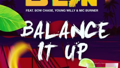 Photo of T-Sean Ft. Bow Chase, Young Willy & Mic Burner – Balance It Up